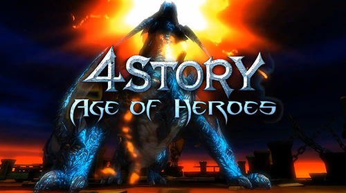 Télécharger 4Story: Age of heroes pour Android 4.4 gratuit.