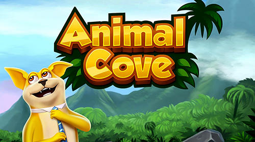 Animal cove: Solve puzzles and customize your island