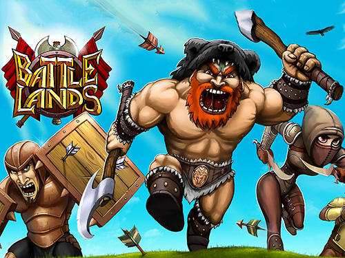 Télécharger Battle lands: The clash of epic heroes pour Android gratuit.