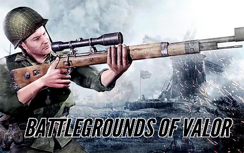 Télécharger Battlegrounds of valor: WW2 arena survival pour Android gratuit.