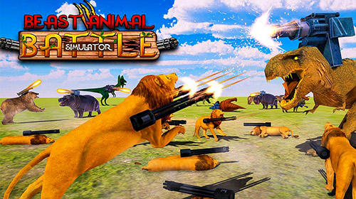 Télécharger Beast animals kingdom battle: Epic battle simulator pour Android gratuit.