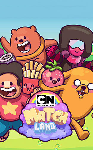 Télécharger Cartoon network match land pour Android 5.1 gratuit.