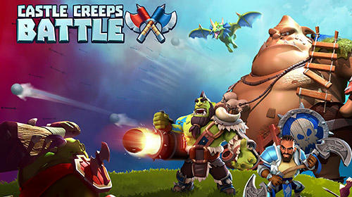 Télécharger Castle creeps battle pour Android gratuit.