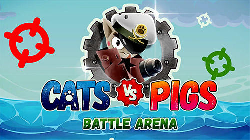 Télécharger Cats vs pigs: Battle arena pour Android gratuit.