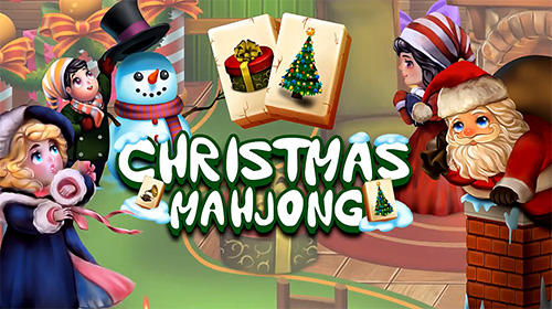 Télécharger Christmas mahjong solitaire: Holiday fun pour Android gratuit.