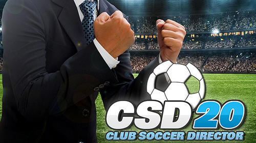 Télécharger Club soccer director 2020: Soccer club manager pour Android gratuit.
