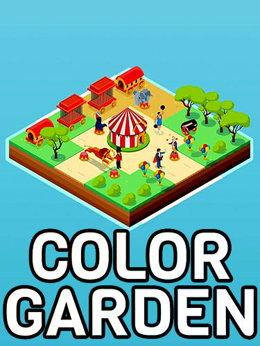 Télécharger Color garden: Build by number pour Android gratuit.