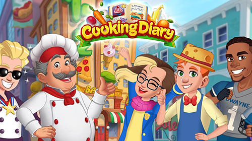 Télécharger Cooking diary: Tasty Hills pour Android gratuit.
