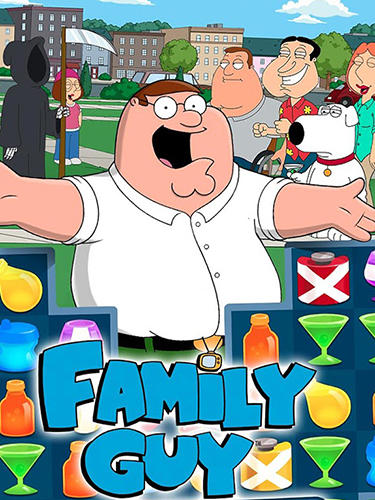 Télécharger Family guy another freakin' mobile game pour Android gratuit.