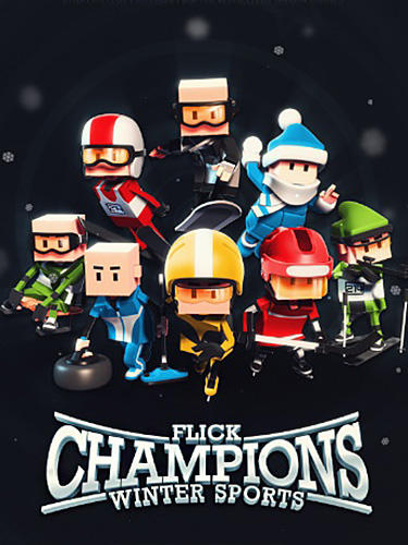 Télécharger Flick champions winter sports pour Android gratuit.
