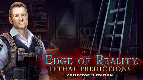 Télécharger Hidden object. Edge of reality: Lethal prediction. Collector's edition pour Android gratuit.