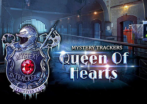 Télécharger Hidden object. Mystery trackers: Queen of hearts. Collector's edition pour Android gratuit.