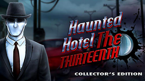 Télécharger Hidden objects. Haunted hotel: The thirteenth pour Android gratuit.