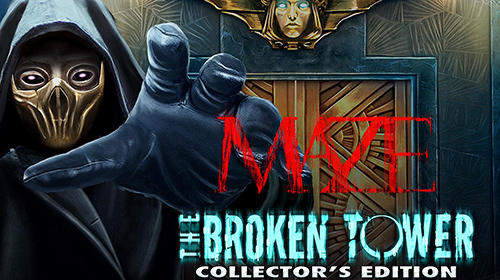 Télécharger Hidden objects. Maze: The broken tower. Collector's edition pour Android gratuit.