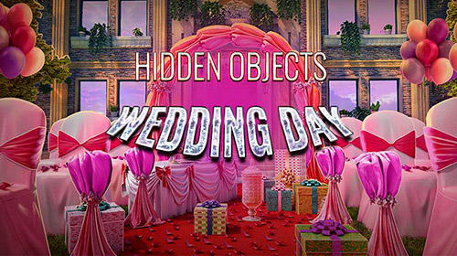 Télécharger Hidden objects. Wedding day: Seek and find games pour Android gratuit.