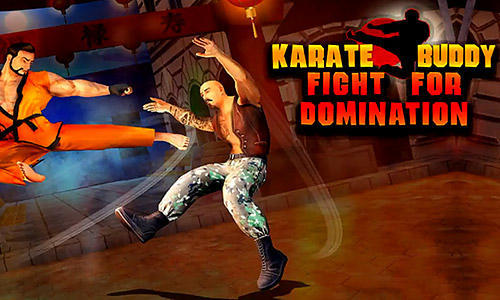 Télécharger Karate buddy: Fight for domination pour Android gratuit.