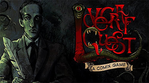 Télécharger Lovecraft quest: A comix game pour Android 4.0.3 gratuit.