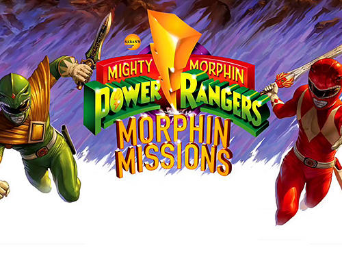Télécharger Mighty morphin: Power rangers. Morphin missions pour Android 6.0 gratuit.