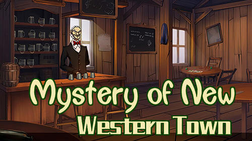 Télécharger Mystery of New western town: Escape puzzle games pour Android gratuit.