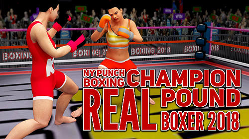Télécharger NY punch boxing champion: Real pound boxer 2018 pour Android gratuit.