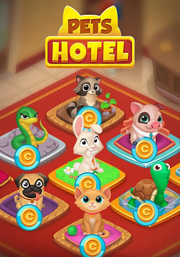 Télécharger Pets hotel: Idle management and incremental clicker pour Android gratuit.