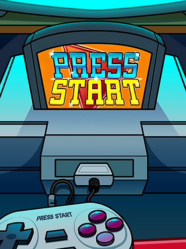 Télécharger Press start: Game nostalgia clicker pour Android gratuit.