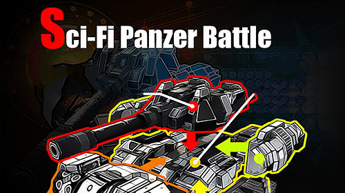 Télécharger Sci-fi panzer battle: War of DIY tank pour Android gratuit.