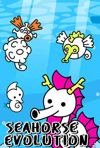 Télécharger Seahorse evolution: Merge and create sea monsters pour Android 4.1 gratuit.