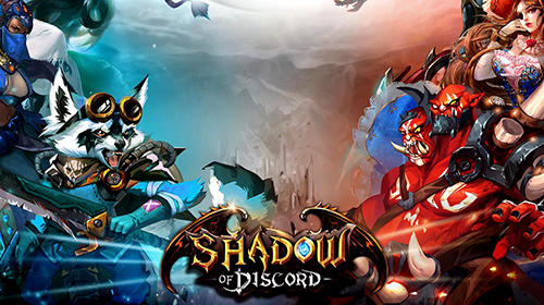 Télécharger Shadow of discord: 3D MMOARPG pour Android gratuit.