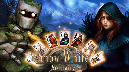 Télécharger Snow White solitaire. Shadow kingdom solitaire: Adventure of princess pour Android gratuit.