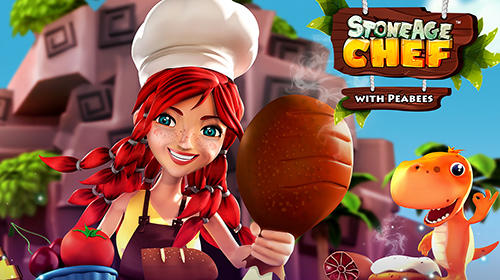Télécharger Stone age chef: The crazy restaurant and cooking game pour Android gratuit.