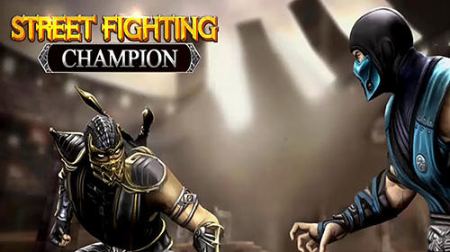 Télécharger Street shadow fighting champion pour Android gratuit.