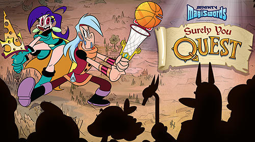 Télécharger Surely you quest: Mighty magiswords pour Android gratuit.