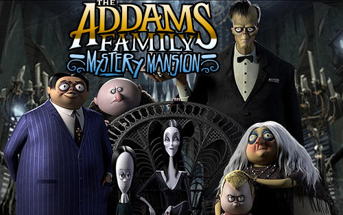 Télécharger The Addams family: Mystery mansion pour Android gratuit.