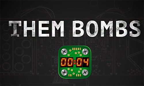 Télécharger Them bombs: Co-op board game play with 2-4 friends pour Android gratuit.