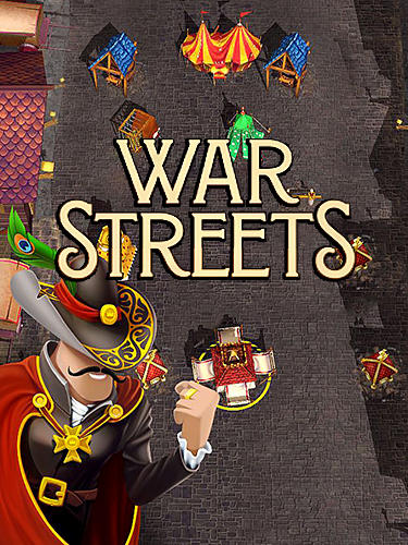 Télécharger War streets: New 3D realtime strategy game pour Android gratuit.