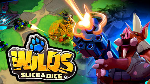 Télécharger Wilds: Slice and dice. Wild league pour Android gratuit.