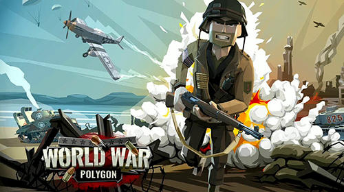 Télécharger World war polygon: WW2 shooter pour Android gratuit.