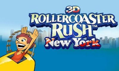3D Rollercoaster Rush. New York