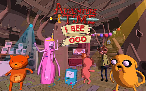 Télécharger Adventure time: I see Ooo pour Android gratuit.