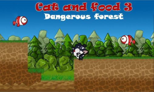 Cat and food 3: Dangerous forest