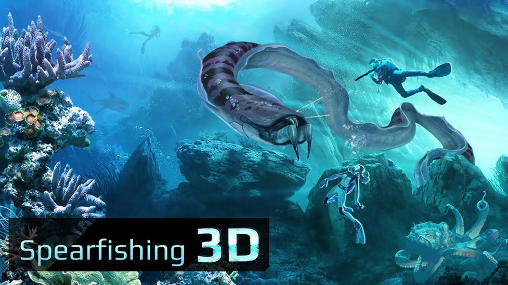 Chasse sous-marine 3D
