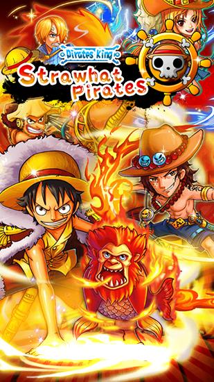 Télécharger Strawhat pirates: Pirates king. Romance dawn pour Android 4.0.2 gratuit.
