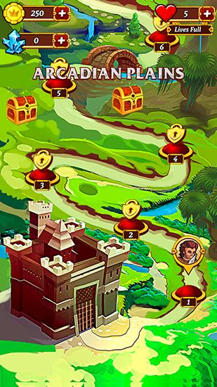 Kingdom come: Puzzle quest