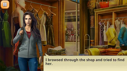 Vampire love story: Game with hidden objects