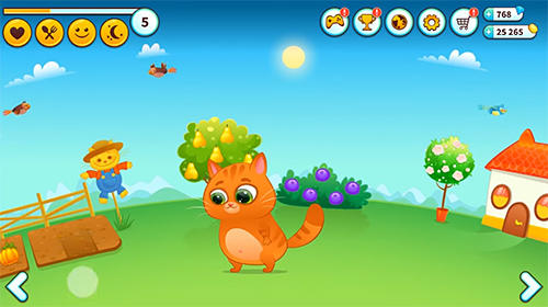 Bubbu: My virtual pet