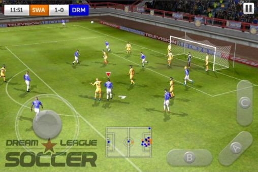 Dream league: Soccer