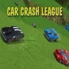 Avec le jeu Animal cove: Solve puzzles and customize your island pour Android téléchargez gratuitement Car crash league 3D sur le portable ou la tablette.