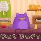 Avec le jeu L'As de Parking pour Android téléchargez gratuitement Cat cafe: Matching kitten game sur le portable ou la tablette.