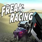 Avec le jeu Obama run: Rush and escape pour Android téléchargez gratuitement Freak racing sur le portable ou la tablette.